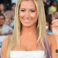 Ashley tisdale long hairstyle highlighted hair pretty designs
