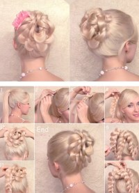 2013 Prom Updo Hair Style | Short Hairstyle 2013