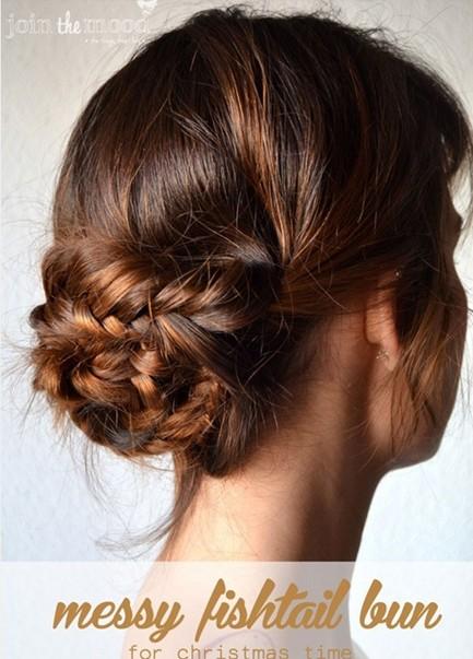15 Braided Updo Hairstyles Tutorials Pretty Designs