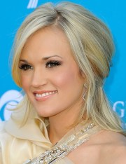 carrie underwood medium length