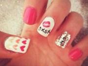cute nail design beginners