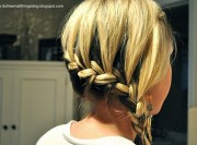 5 french braid tutorials cute