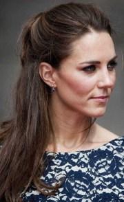 kate middleton hairstyles simple