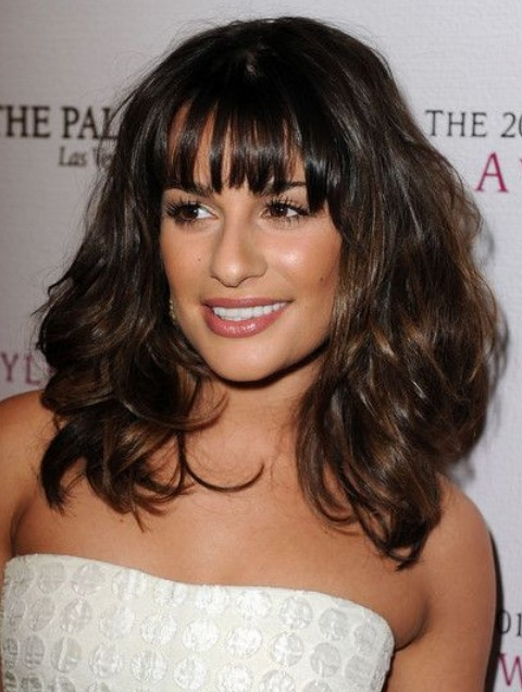 Top 15 Lea Michele Hairstyles Pretty Designs