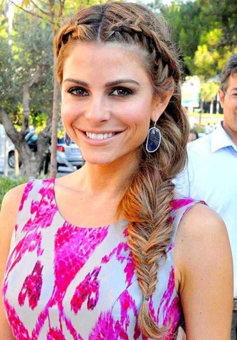 Top 40 Maria Menounos Gorgeous Hair Styles Pretty Designs