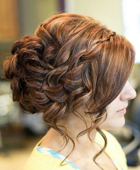 3 Fabulous Prom Hairstyles Pretty Designs