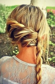5 glowing rope braid hairstyles