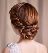 Fabulous Low Updo Hairstyles - Pretty Designs