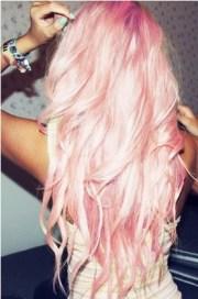 8 eye-catching pink hairstyles