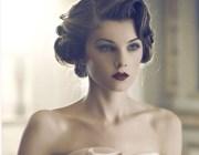 4 glamorous vintage wedding hairstyles