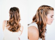 8 cute waterfall twist tutorial