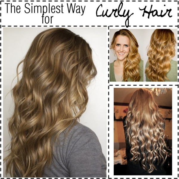 15 Tutorials For Curls Without Heat Pretty Designs