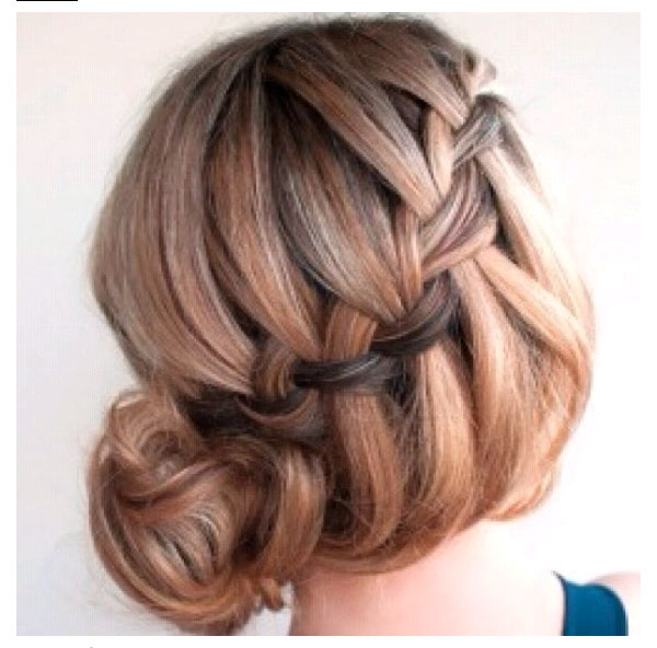 15 Loose Braided Hairstyles For A Boho Chic Look Pretty Designs