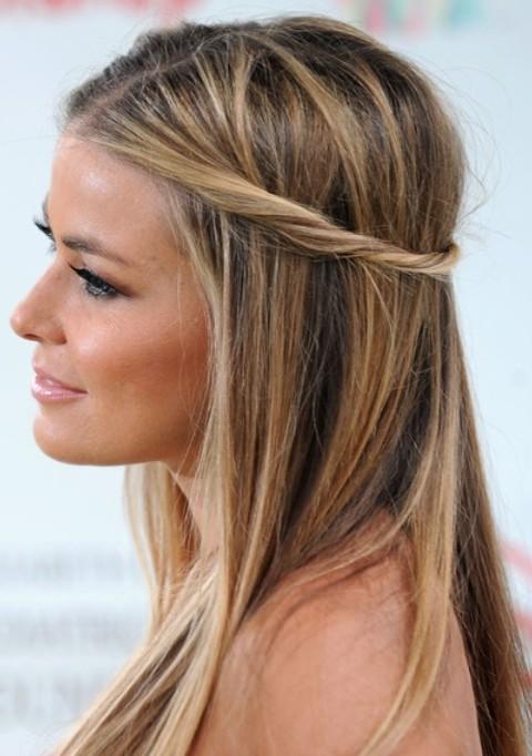 Top 16 Carmen Electra Glamorous Hairstyles Pretty Designs