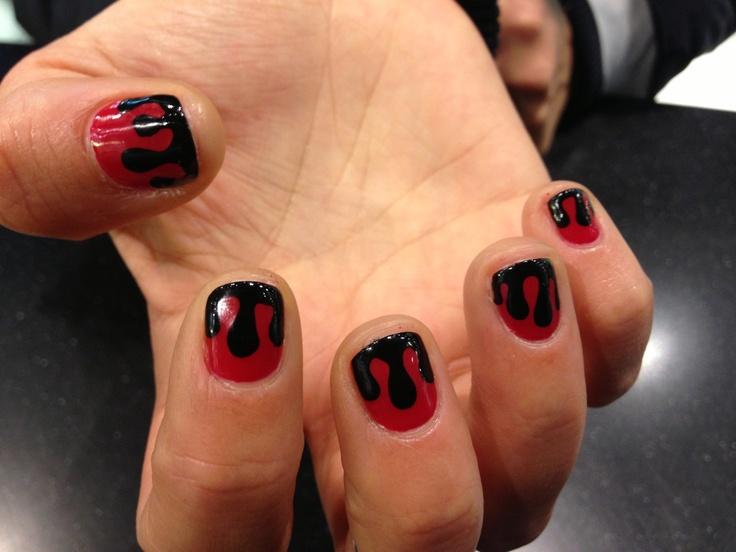 21 Charming Burgundy Nails  Pretty Designs
