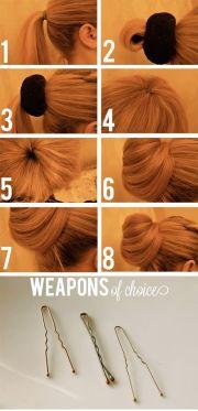 easy hairstyle tutorials