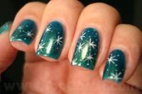 Snowflake Fingernail Designs | www.pixshark.com - Images ...