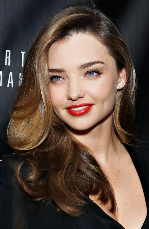 Top 23 Miranda Kerr Hairstyles Pretty Designs