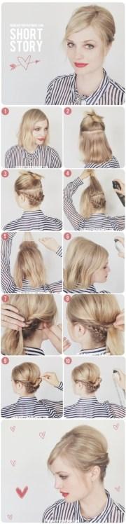 sassy hairstyle tutorials