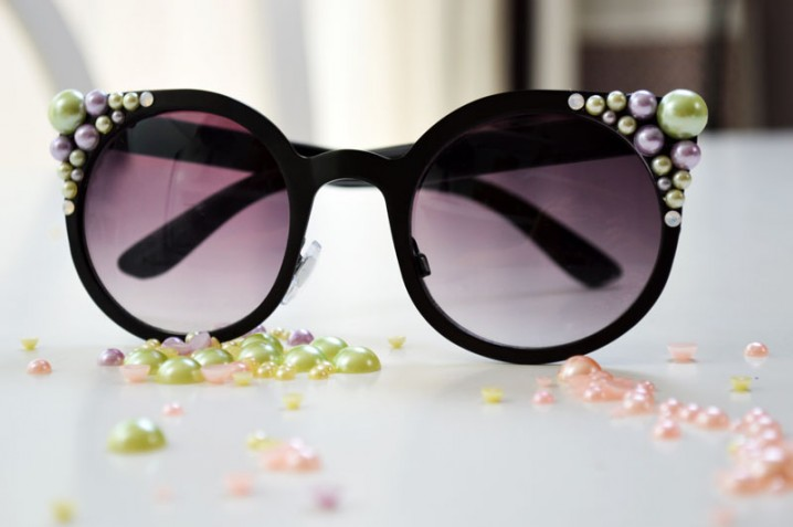 14 Ideas To Recreate Your Sunglasses Pretty Designs