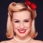 ways make vintage hairstyles