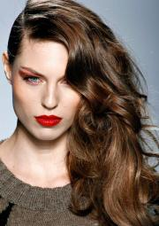 stylish hairstyles with deep