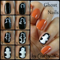 10 Funny Nail Tutorials for You to Show off - Pretty Designs