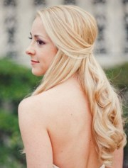 wedding hairstyles pretty