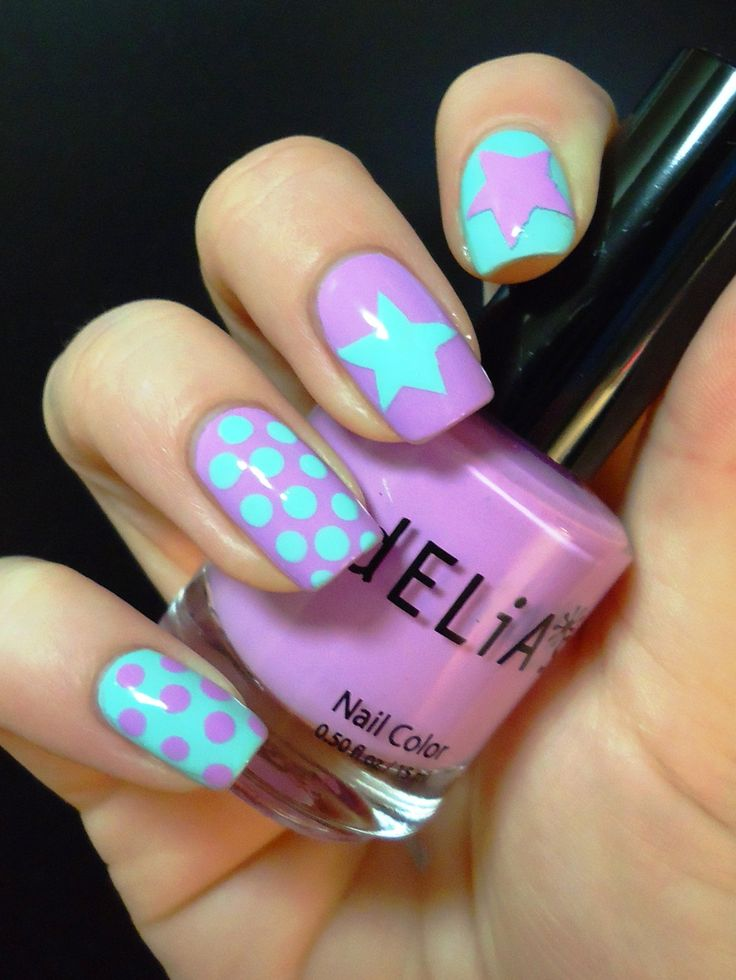 21 Star Nail Designs for Every Woman