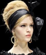 elegant beehive hairstyles