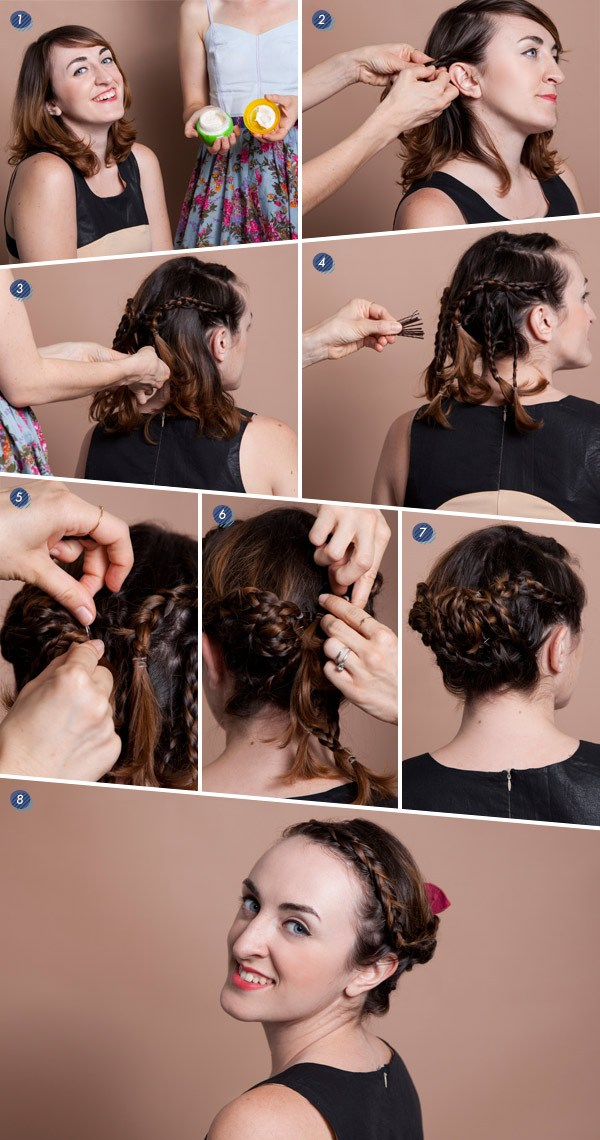 20 Most Beautiful Braided Hairstyle Tutorials For 2014 Pretty