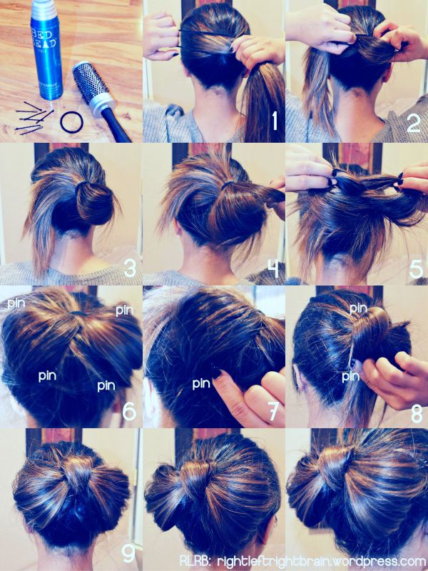 16 Ways to Make an Adorable Bow Hairstyle  Pretty Designs