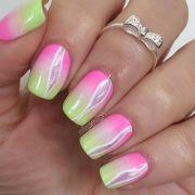design delicate nail arts