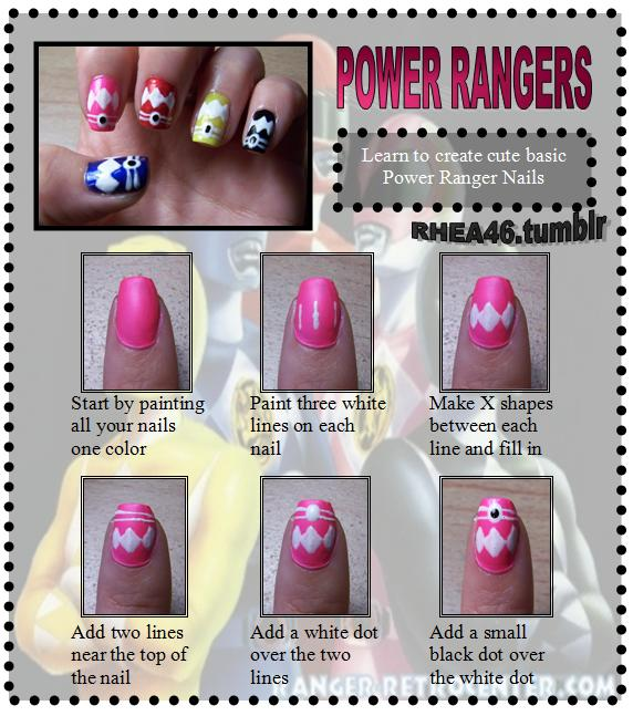 Cute Nail Tutorials for Your New Manicure  Pretty Designs