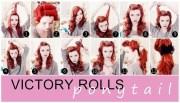 vintage hairstyles with tutorials