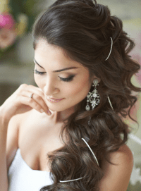22 Glamorous Wedding Hairstyles for Women