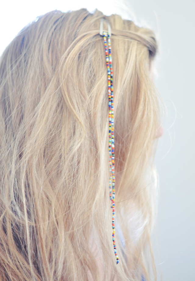 19 Ways to Make Fantastic DIY Hair Accessories  Pretty