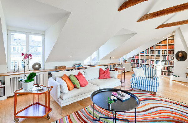 How to Upgrade Your Living Room Colorful Carpets  Pretty