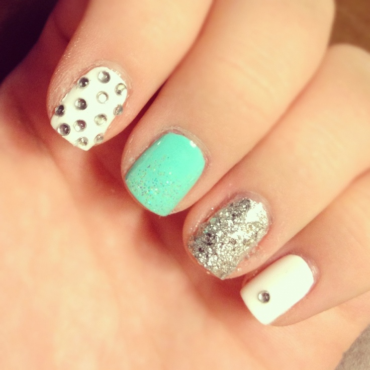 16 Pretty Gem Nail Designs You Wont Miss Pretty Designs