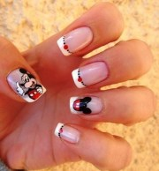 nails cartoon nail ideas