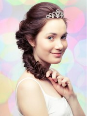 overwhelming princess hairstyles