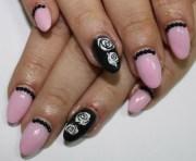 simple nails summer nail