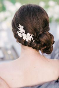 Hairstyles: Vintage Updo for Every Girl - Pretty Designs