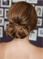 pretty bun hairstyles