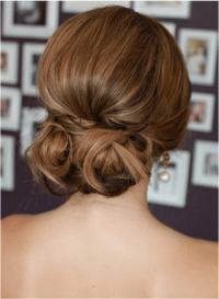low loose bun wedding hair 15 pretty low bun hairstyles ...