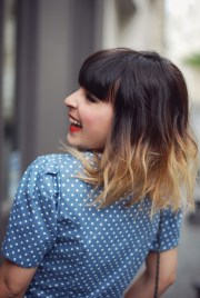 ombre hair summer bobs