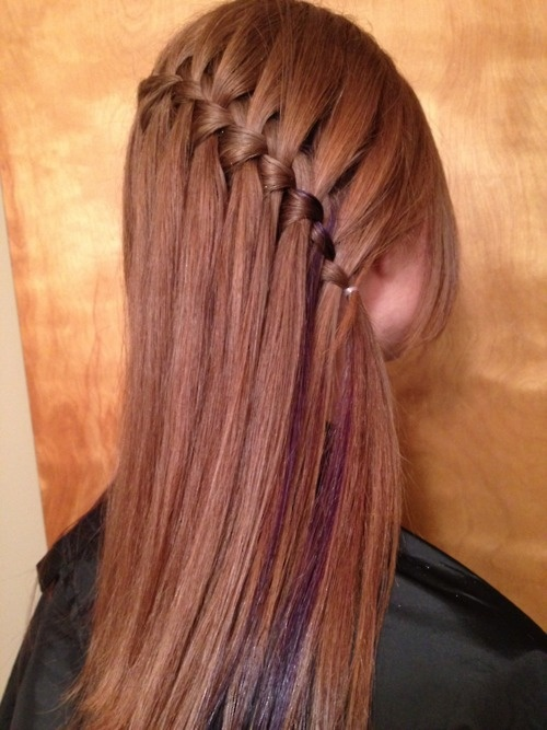 Braided Hairstyles to Try Crown Braids and Waterfall