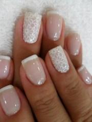 wedding inspired nail design