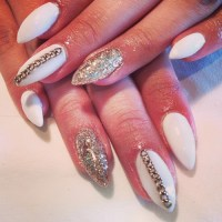 Brown And Gold Nails Related Keywords - Brown And Gold ...