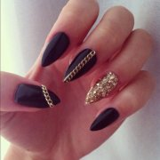 fabulous stiletto nail ideas